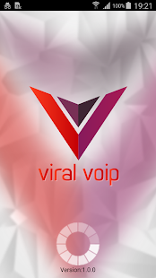 ViralVoip Touch - náhled