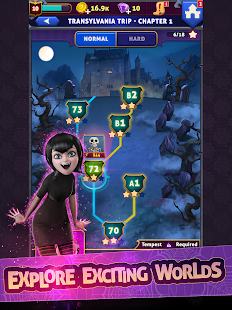 Hotel Transylvania: Monsters! – Puzzle Action Game 17
