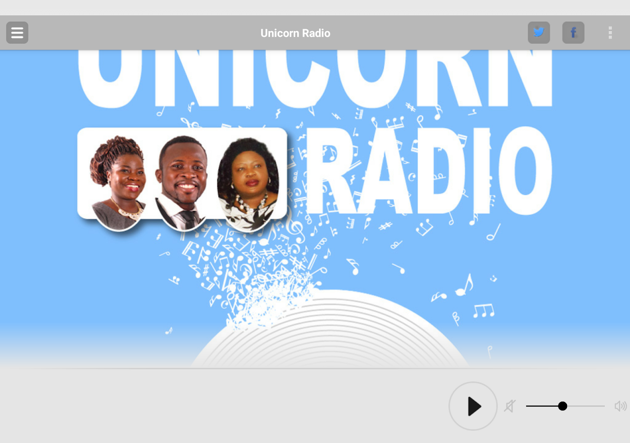 Unicorn Radio- screenshot