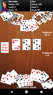 Gin Rummy Pro- screenshot thumbnail