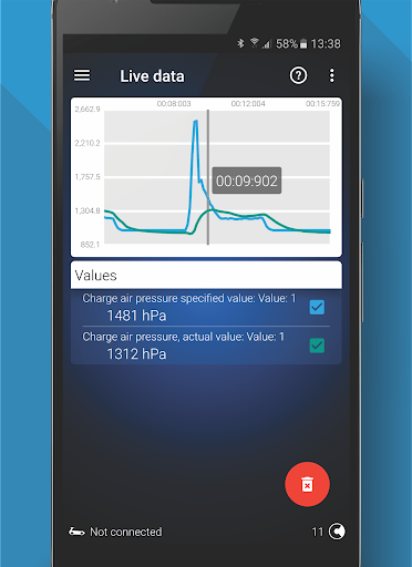 OBDeleven PRO car diagnostics app VAG OBD2 Scanner  screenshots 5