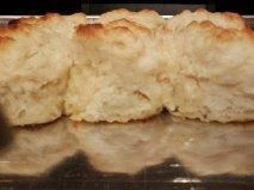 Feather Light Buttermilk Biscuits Recipe