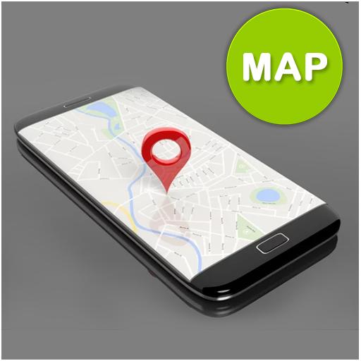 GPS Navigation Street View & Voice Maps