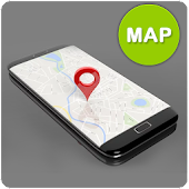 GPS Navigation Street View & Voice Maps