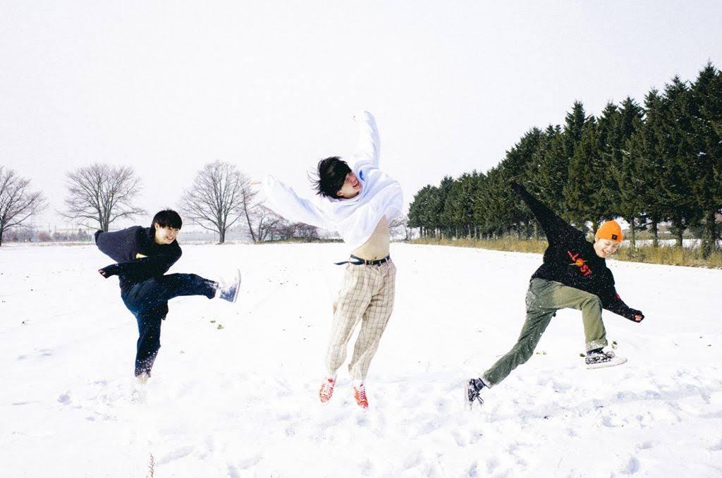 最強TEEN能量 北海道三人樂團 KALMA 介紹