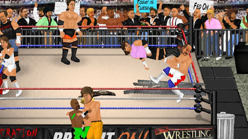 Wrestling Revolution Mod