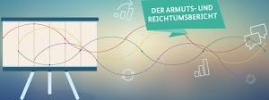 Grafik, Armuts- und Reichtumsbericht.