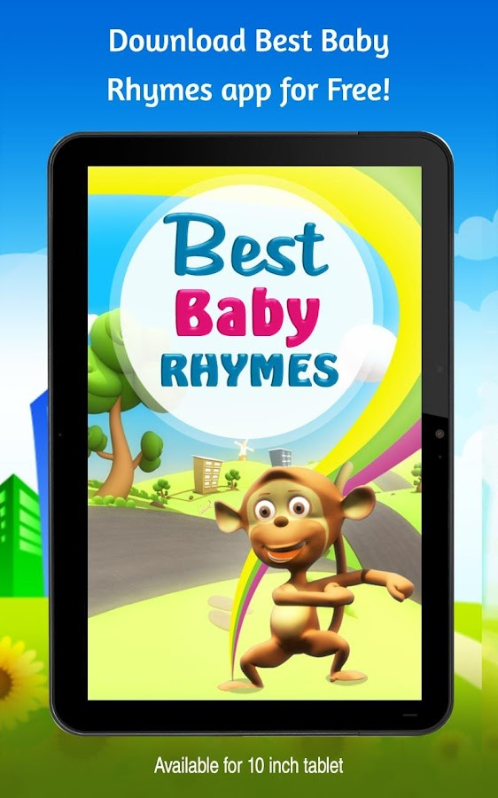 Best Baby Rhymes- screenshot