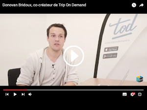 Trip on Demand Donovan Bridoux