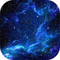 Nebula Wallpaper Parallax App icon