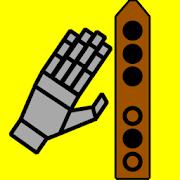 Robo Native American Flute