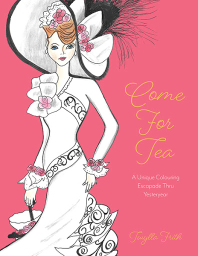 Come For Tea cover