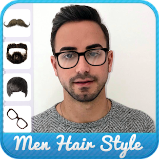 Men Hair Style Editor Android Apps On Google Play - Hair style changer app for android