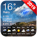 Accurate Weather Live Forecast App icon