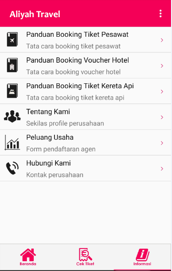 Aliyah Travel Android Apps Auf Google Play