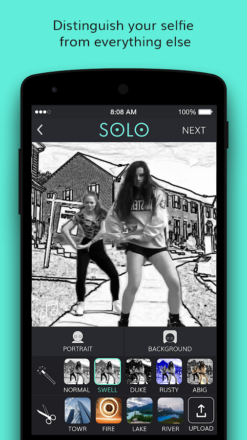 Solo Selfie - Video and Photo- screenshot