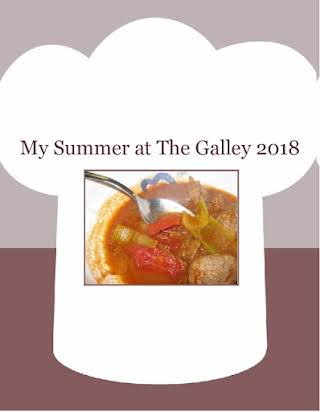My Summer at The Galley 2018