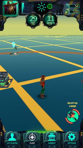 Apocalypse Hunters - Location based TCG game  screenshots 2