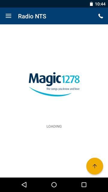 Radio Magic1278- screenshot