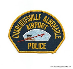 Photo: Charlottesville Albemarle Airport Police