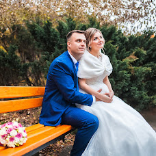 Wedding photographer Olga Shtanger (OlyaZaolya). Photo of 01.11.2017