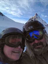 Photo: Matterhorn selfie