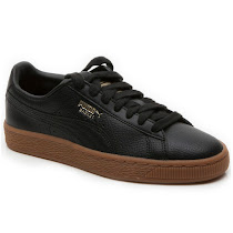 Puma Leather Lace Trainer LACE UP