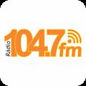 Rádio 104.7 FM icon