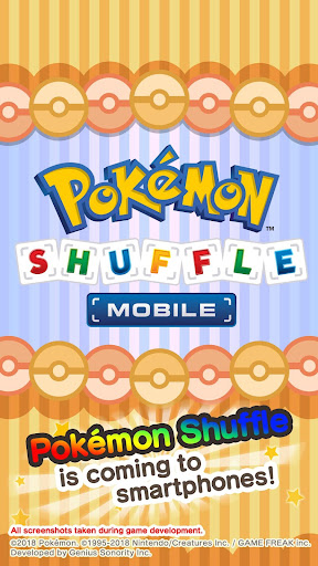 Poku00e9mon Shuffle Mobile  screenshots 1
