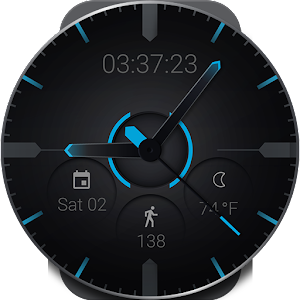 Stealth360 Watch Face