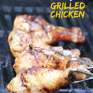 Root Beer Grilled Chicken