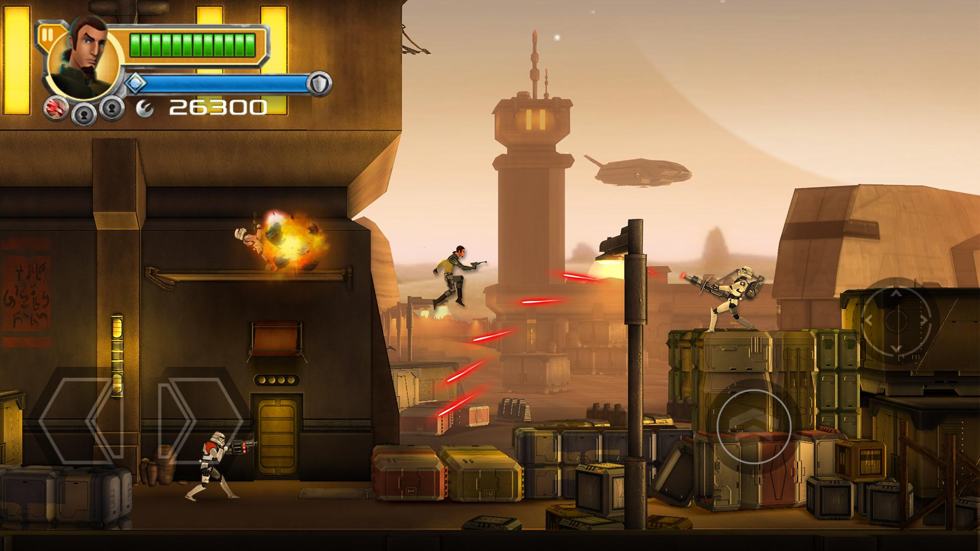 Star Wars Rebels: Missions screenshot #7