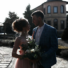 Wedding photographer Eva Vikulina (EvaVi). Photo of 14.07.2018