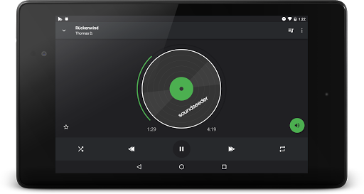 Group Music Playback - SoundSeeder Music Player for PC