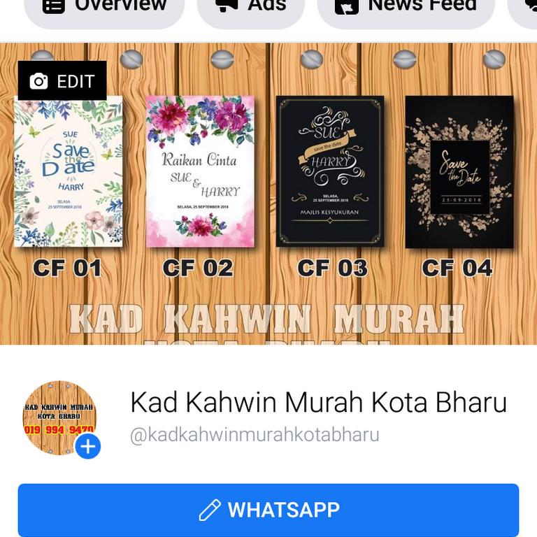 Kad Kahwin Murah Kota Bharu Printing Shop In Jalan Peng Chepa