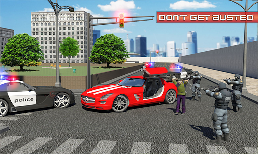 Jump Street Miami Police Cop Car Chase Escape Plan 1.1 screenshots 2