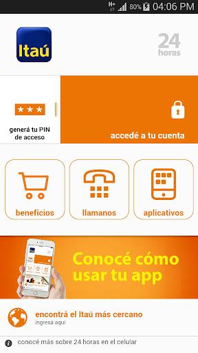 免費下載財經APP|Itaú PY app開箱文|APP開箱王