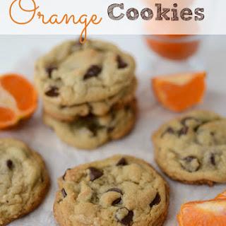 Chocolate Chip Orange Cookies Recipe