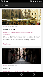 Barcelona City Guide- screenshot thumbnail