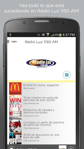 Radio Luz 1150 AM