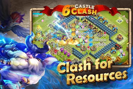 Castle Clash: Heroes of the Empire US 1 5 91 APK for Android