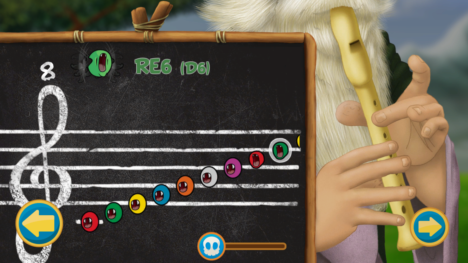 Flute Master - Learn Recorder- screenshot
