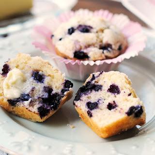Blueberry-Lemonade Muffins.