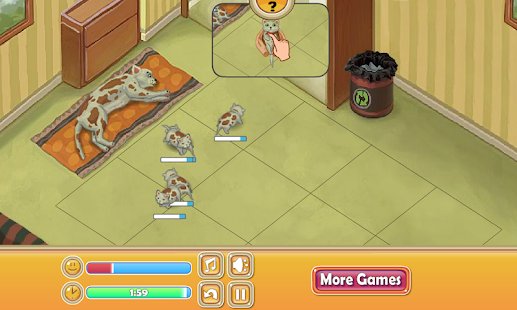Baby Pet Nursery, Caring Game- screenshot thumbnail