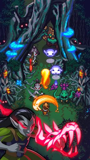 Dash Quest Heroes fond d'écran 2