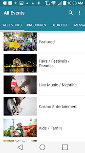 Lake Charles Events- screenshot thumbnail