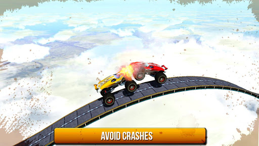 Impossible Monster Stunts  screenshots 4