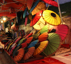 Photo: Day 265 - One of the Stalls in the Night Market, Luang Prabang (Laos)