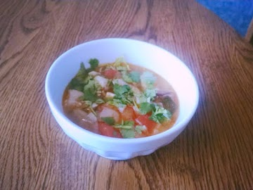 Authentic Tom Yum With Chicken Recipe