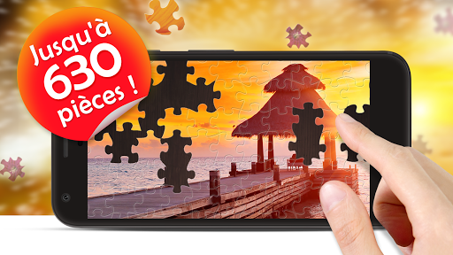 Puzzles Magiques  captures d'écran 3